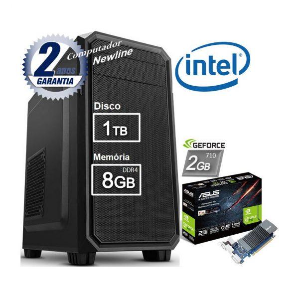 Computador NewLine simples Intel 2