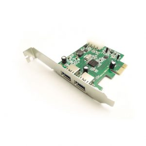 Placa PCI controladora - USB 3.0