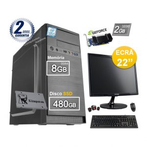 Computador NewLine I3_2