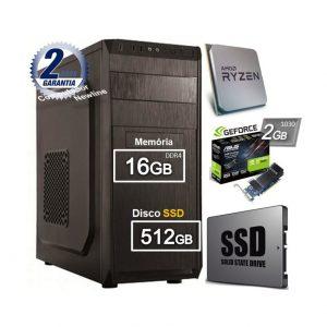 computador newLine AMD 16GB_SSD512GB_GF1030