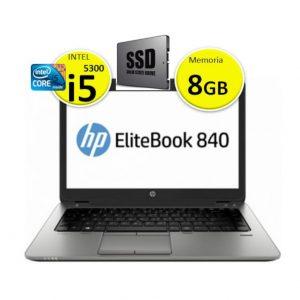 HP ELITEBOOK 840 SSD1202GB