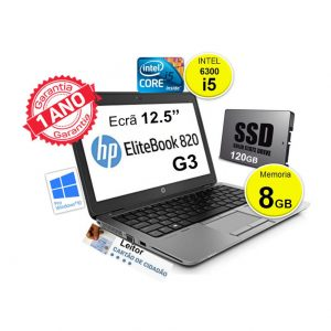 HP 820_8GB_SSD 120GB