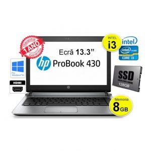 HP Probook 430_8GB_I3