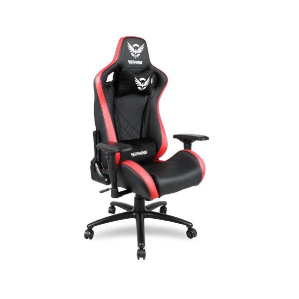 Cadeira Gaming 4Gaming Karyn 2K19 Preto vermelha_1