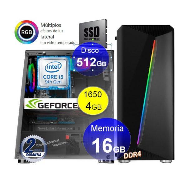 Computado NewLine i5_16GB