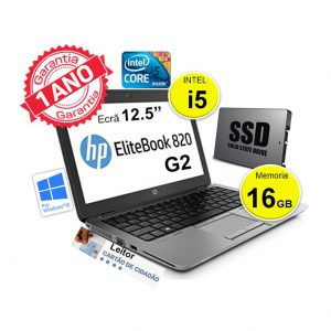 HP 820 16GB