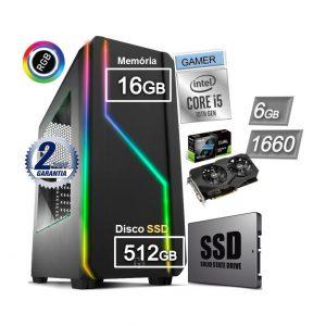 computador newLine i5_10400_ssd512-16GB_GF1660