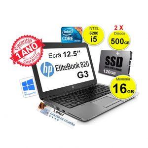HP 820_16GB_2 Discos
