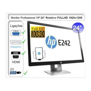 Monitor HP E242_10
