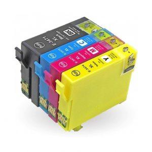 conjunto tinteiro compativeis Epson_34