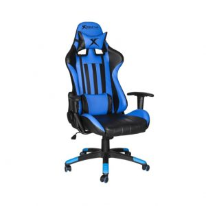 Cadeira Gamimg XTRIKE_azul